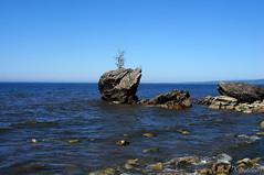 Валун Черепаха. Байкал. Бурятия