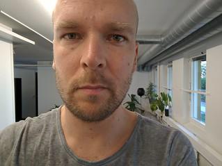 Huawei Nexus 6P selfie