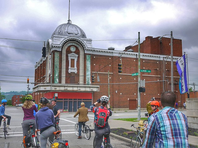 Third Annual Preservation Ride