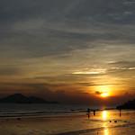龍鼓灘欣賞日落