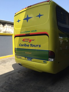 Bus Caribe Tours