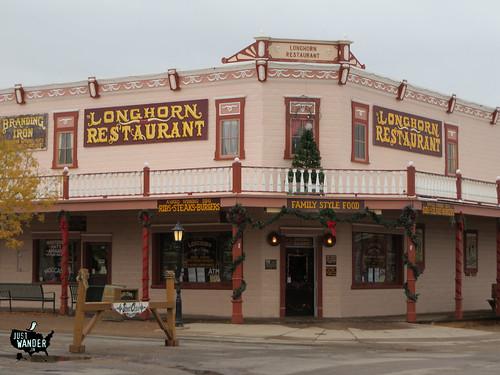 Tombstone: Longhorn Restaurant