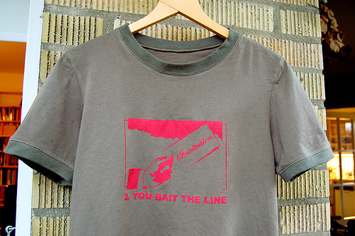T-shirt Front 242 Headhunter