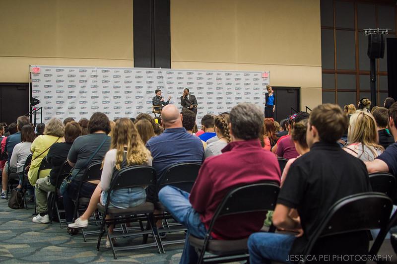 Jack Gleeson Dallas Fan Expo 2016
