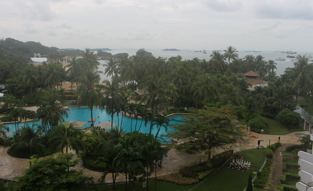 Shangri La resort, Sentosa, Singapore