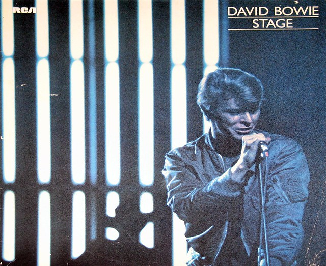 David Bowie Stage Live 2LP