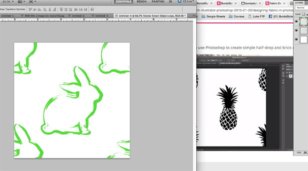 how to make a pixelated image clear in illustrator