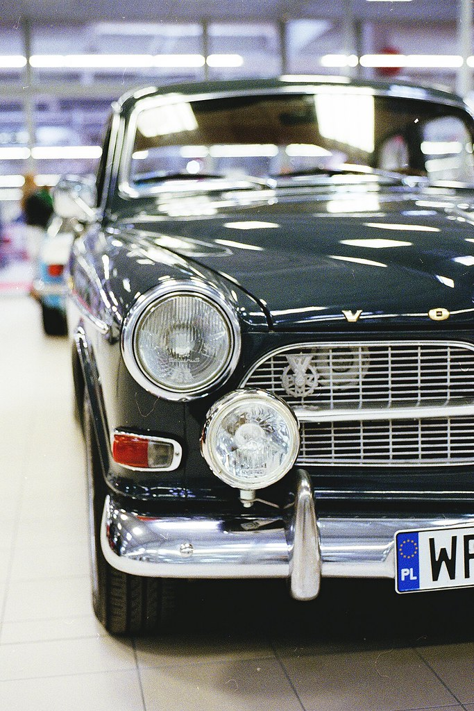 Classic Volvo Cars - Warsaw Expo 2016