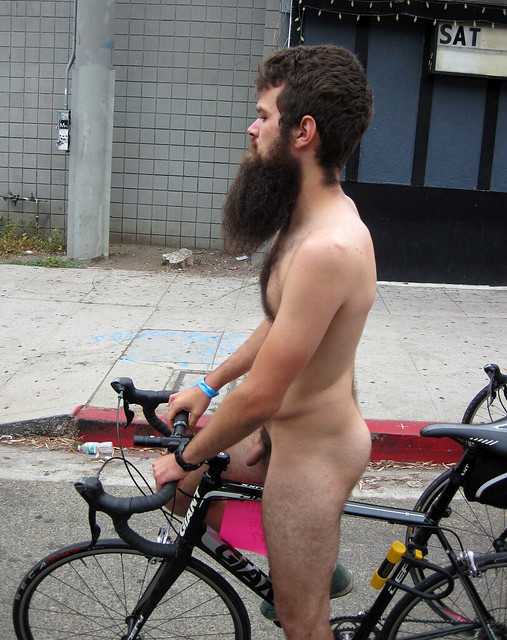 LA World Naked Bike Ride (6885)
