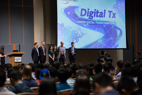Digital Tx Conference in Hong Kong