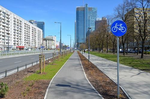 Велодорижка у Варшави