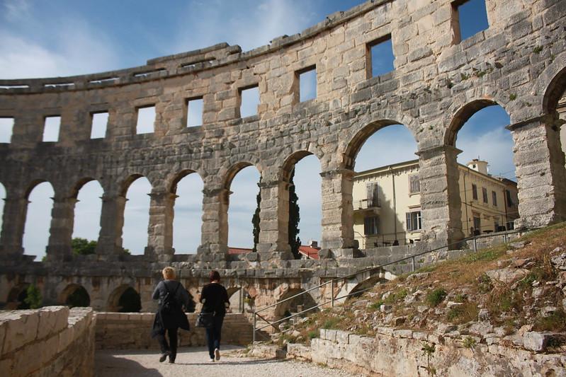 Istria-Pula-Arena-Croatia-普拉競技場-17度C隨拍- (36)