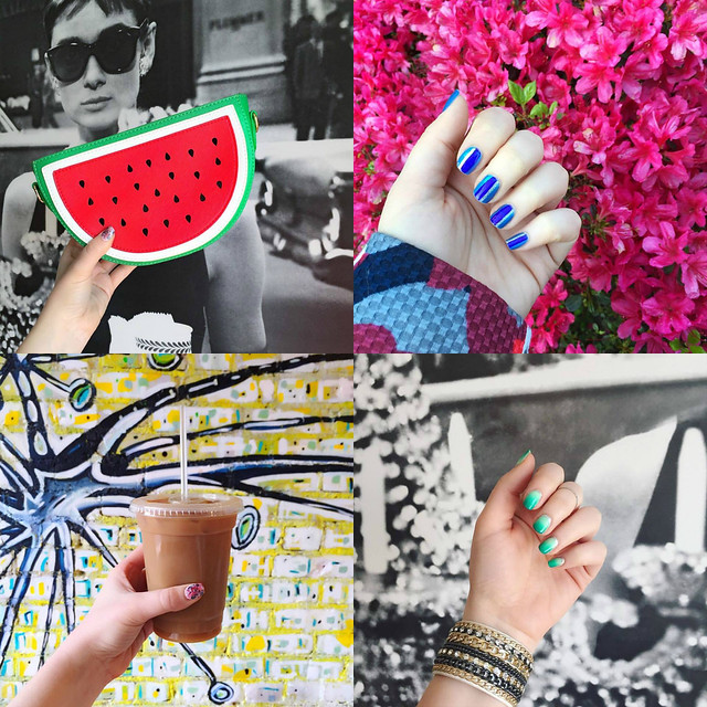Nail Inspiration | Nail Blogger Jackie Giardina on Living After Midnite