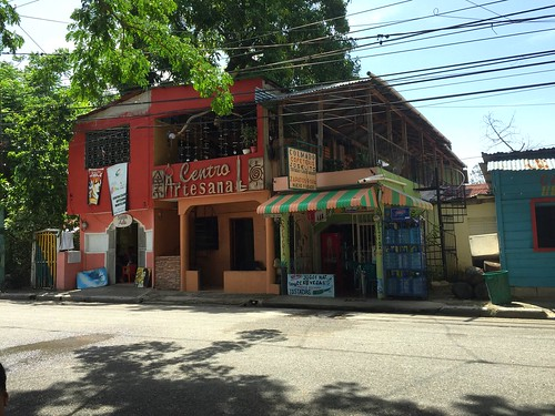 Centro Artesana, Villa Monta Llano
