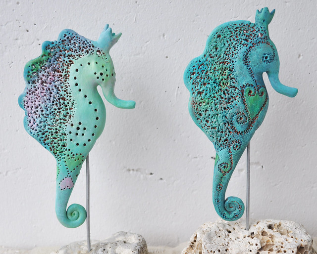 Seahorses From Montenegro With Love