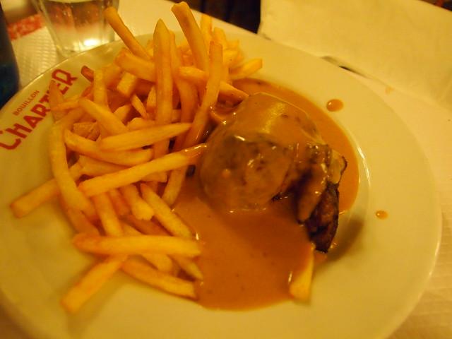 P5291912 Chartier(シャルティエ) パリ フランス 大衆食堂 paris