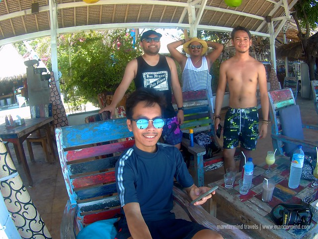 Team RH in Gili Air