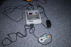 Super NES!