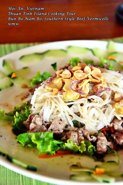 Thuan Tinh Cooking Tour, Hoi An, Vietnam
