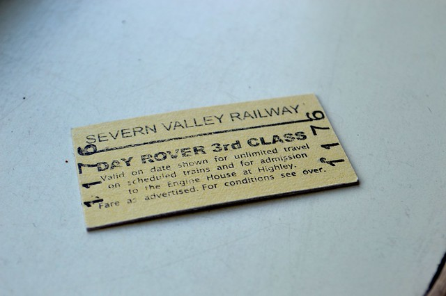 This is a picture of a train ticket