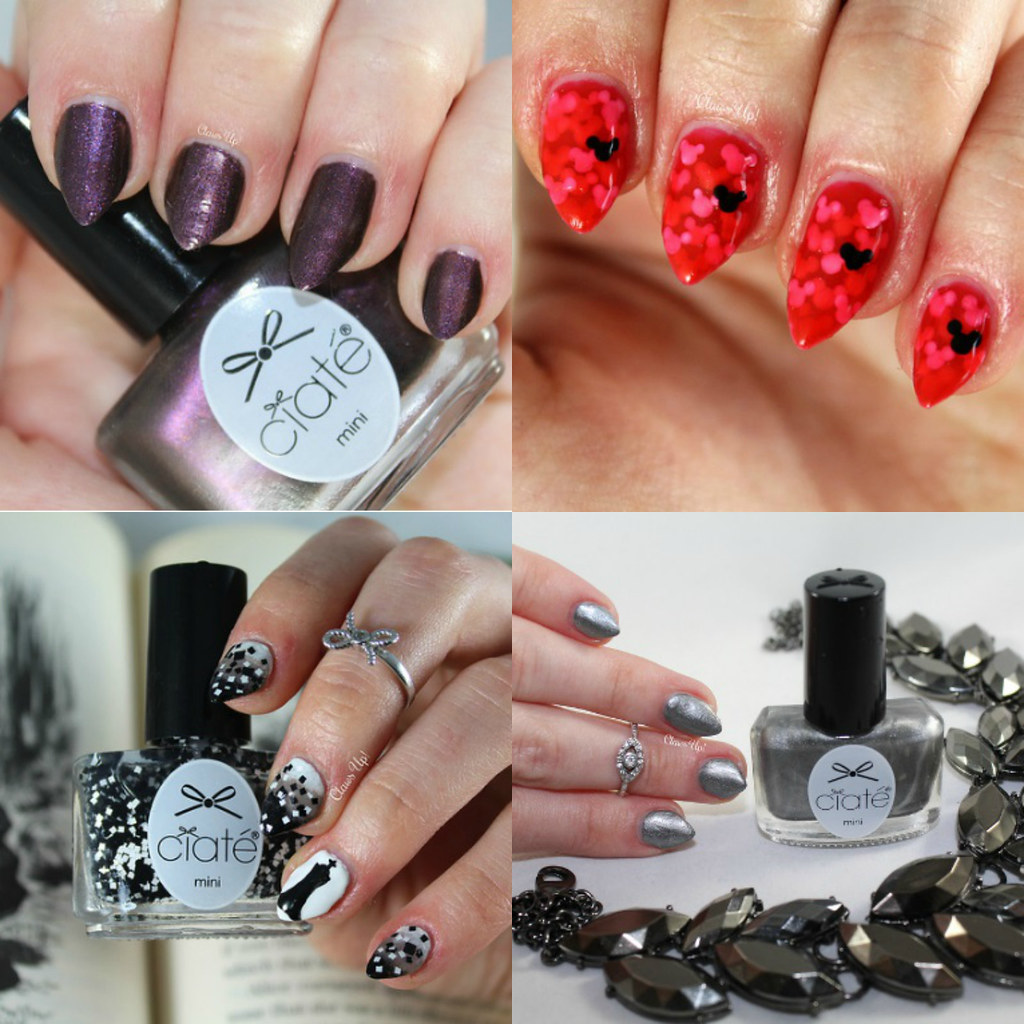 Nail art and swatches