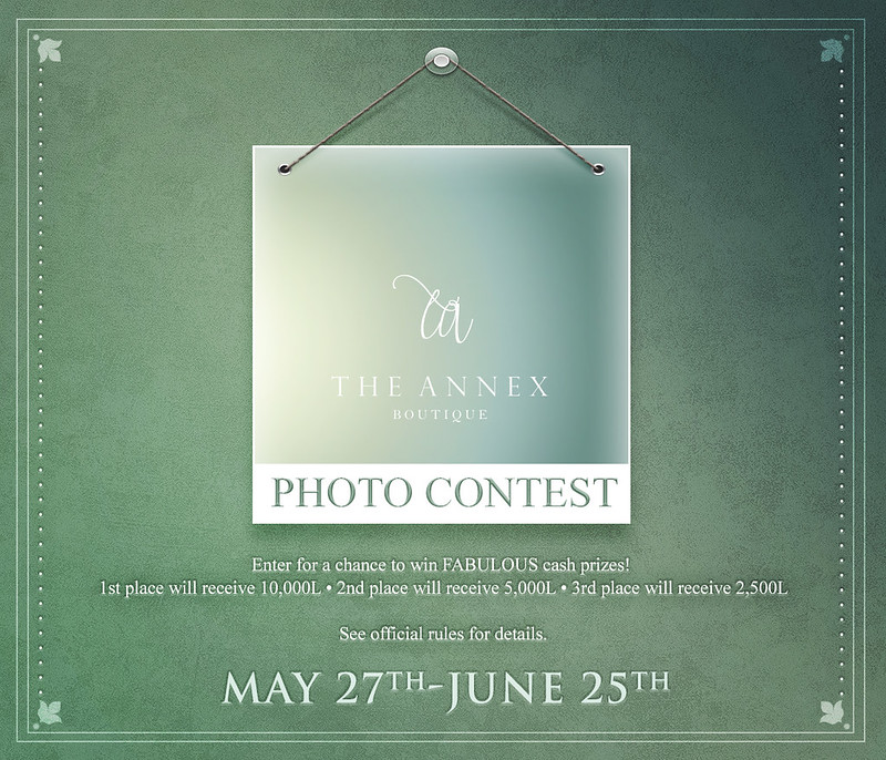 The Annex Photography Contest~!