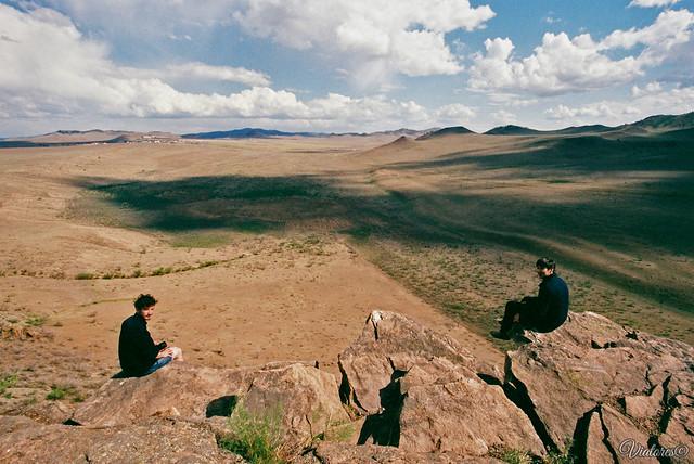 Ставка Чингисхана в окрестностях Улан-Удэ