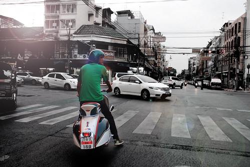 Vespa VNA หัวประกบไทยแลนด์