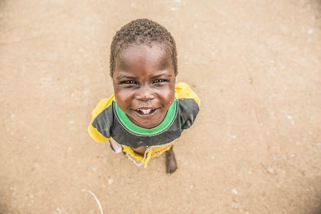 Nyabon Guin (female) 3 years, Bilikum Kebele, Lare Woreda Gambella