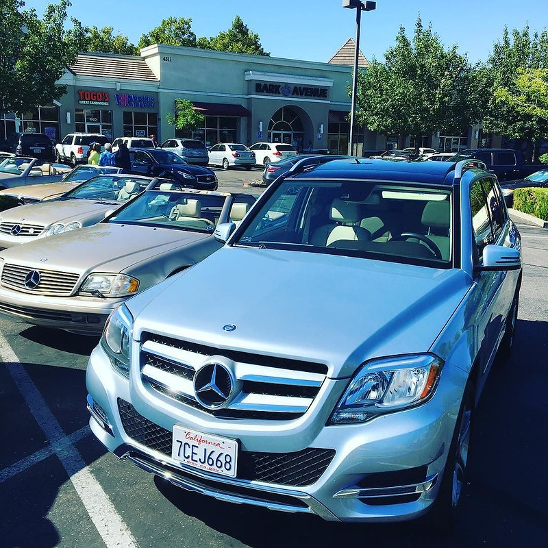 The #LadyBenz gets to make her maiden voyage on the #firstsundaydrive of July! #mbusa #mercedesbenz #mercedesbenzclub