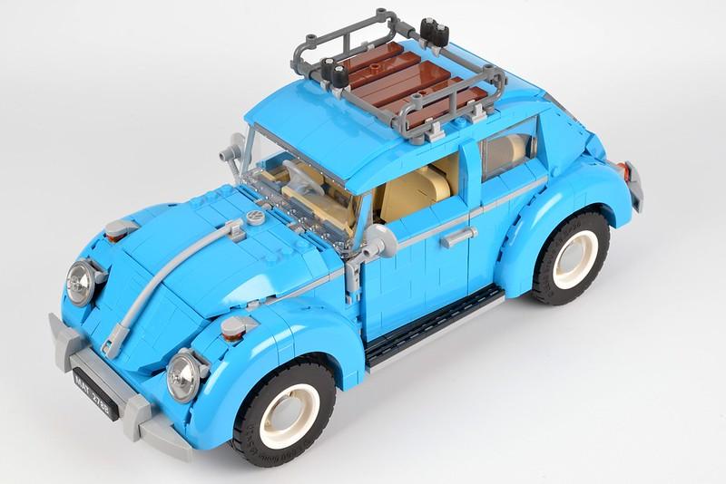 Lego Creator Expert 10252 Volkswagen Beetle Review Brickset Lego