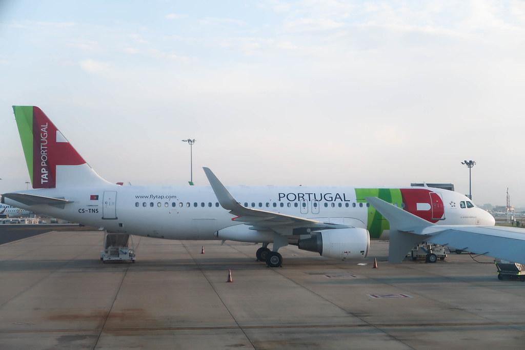tap portugal a320