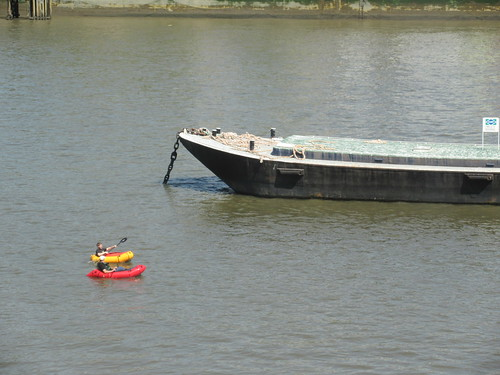 Rafters Down The Thames