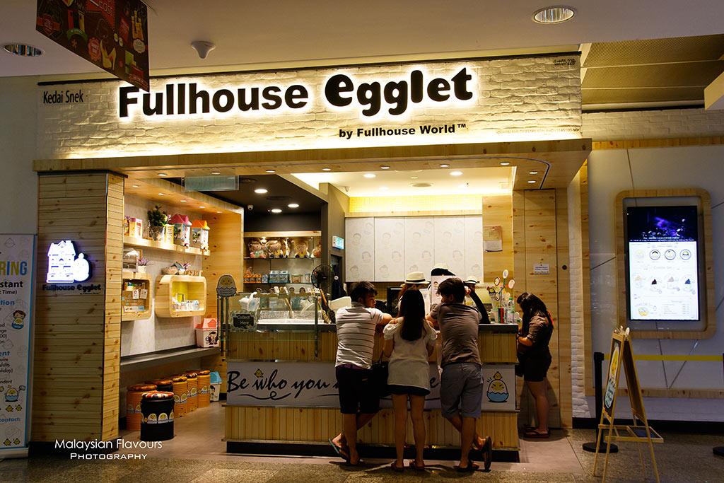 Fullhouse Egglet Berjaya Times Square