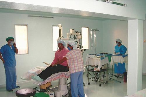 Sala de Cirugías zona 9
