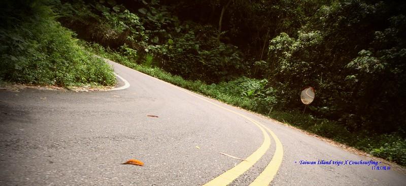 Taiwan Island trips X Couchsurfing。嘉151鄉道隨拍。太平36灣 (12)