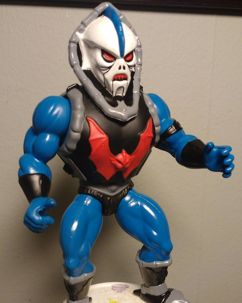 Custom action figures by Stolf - Hordak