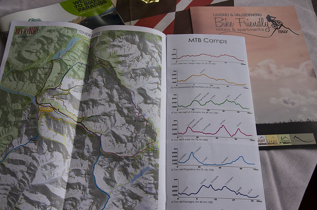bikethealps map mtb
