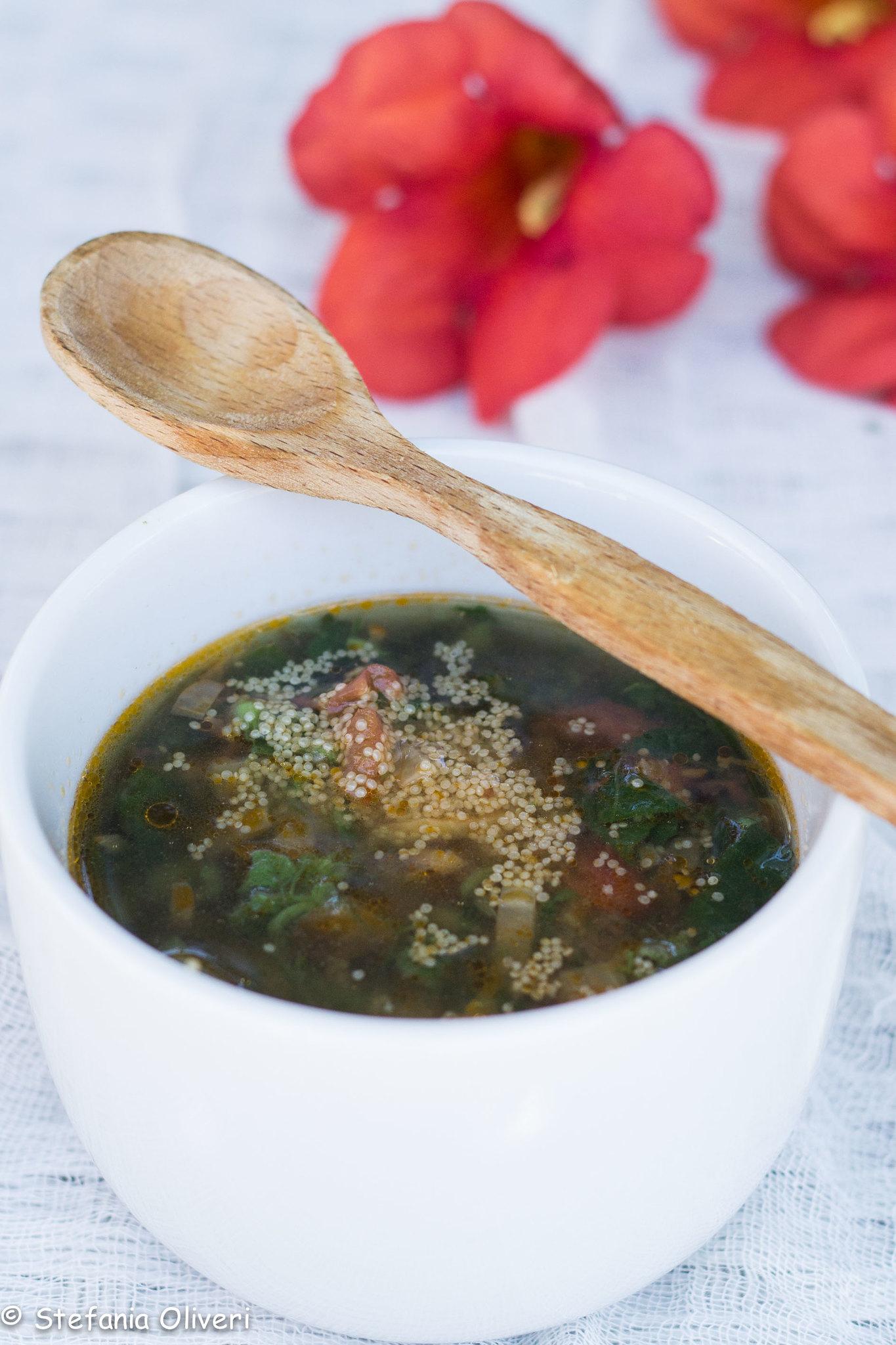 zuppa estiva di amaranto 6530