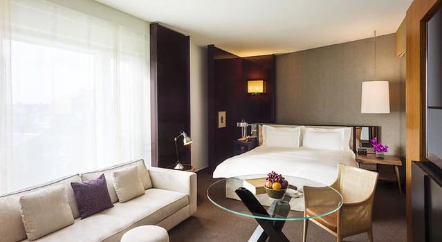 柏林五星酒店推薦Grand Hyatt Berlin