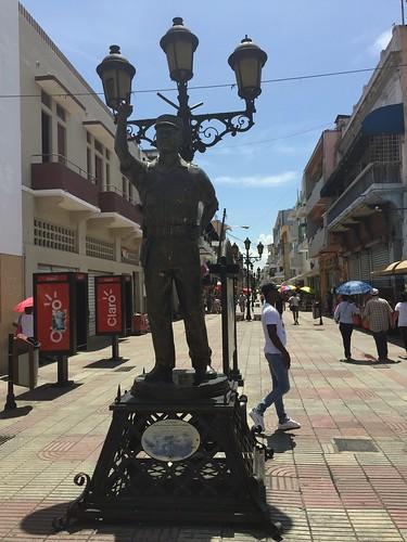 Coronel Francisco Alberto Caamaño | Calle El Conde @ Santo Domingo