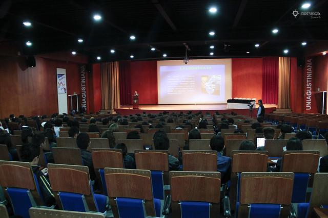 1 Encuentro de Negocios Internacionales Uniagustiniano