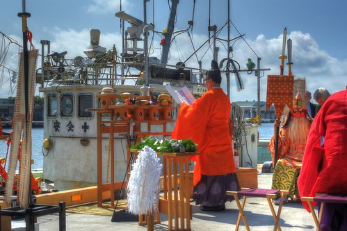 Port of Wakkanai on JUL 06, 2016 (14)