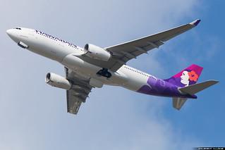 Hawaiian Airlines Airbus A330-243 cn 1732 F-WWYC // N360HA