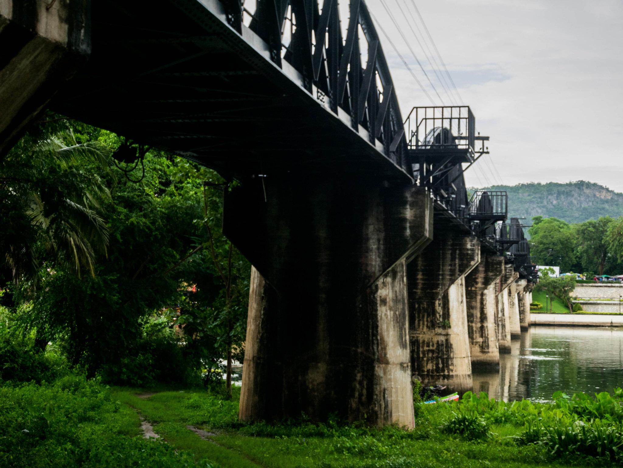 River Kwaï Bridge