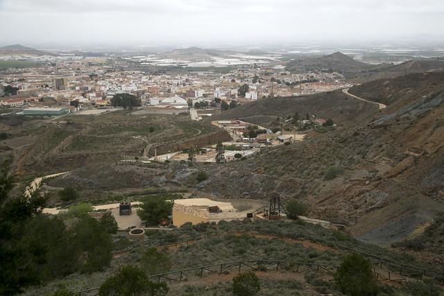 Parque Minero de La Unión, Murcia