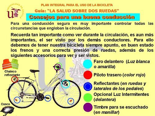 Seguridad Vial: Bicicleta 1