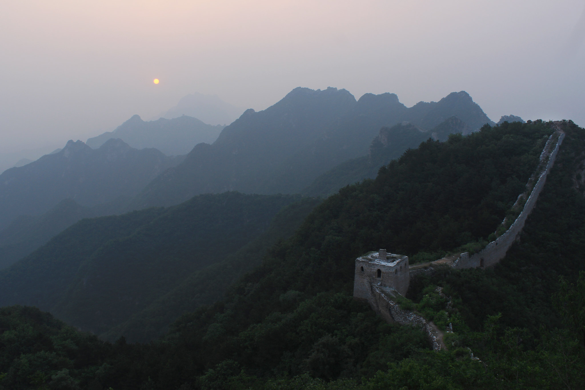 Great Wall SUnrise