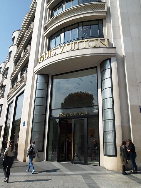 P5281808 シャンゼリゼ大通り L'Avenue des Champs-Élysées パリ フランス paris france