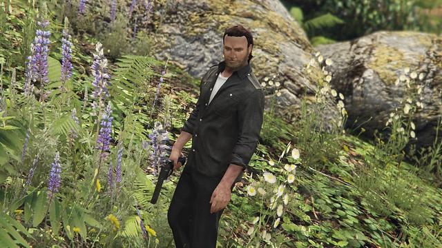 Rick Grimes - GTA 5